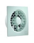 Ventilación extractor baño